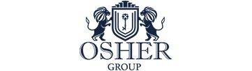 Логотип Osher group